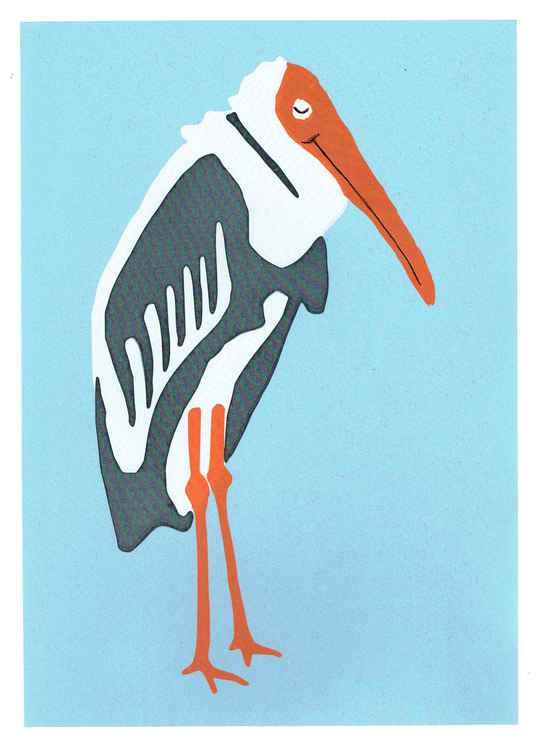 Stork -