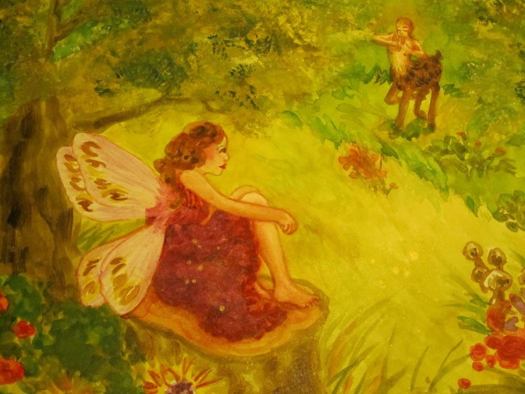 Faerie and Satyr - Image 0