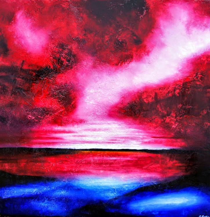 Crimson sky - Image 0