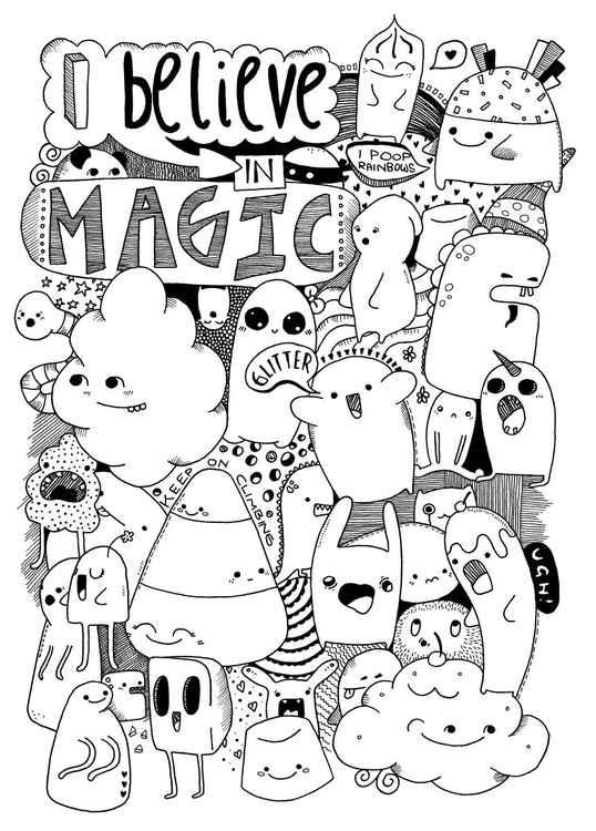 I believe in Magic -