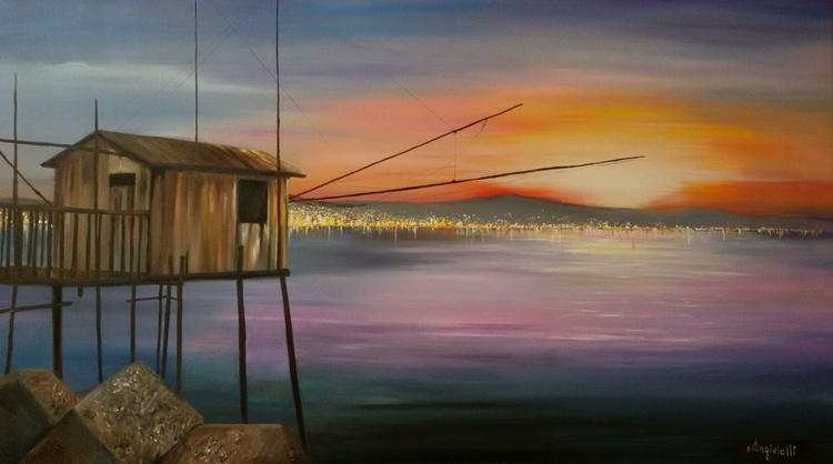 Sunset in Pescara - Image 0