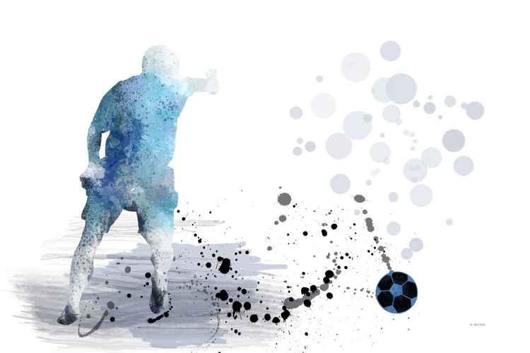 Soccer Player 6 -