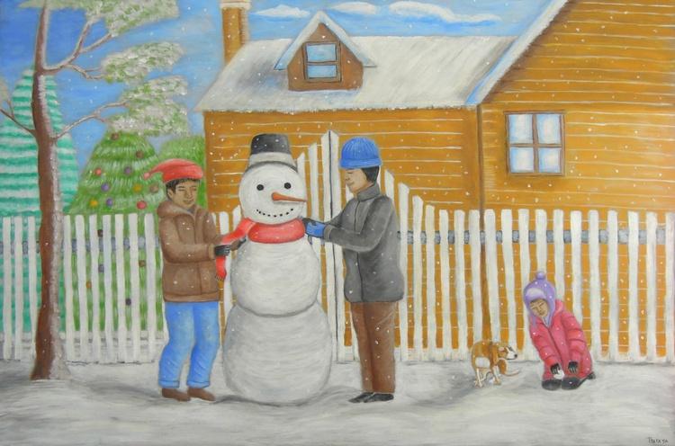 On Christmas Day - Image 0