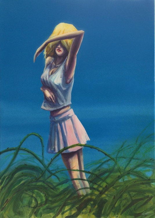 Bramble girl - Image 0