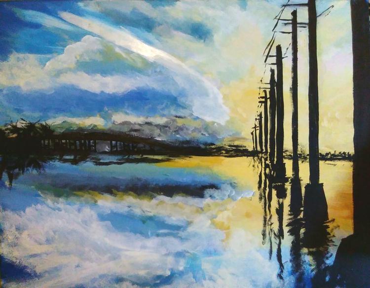 Indian River Sunrise 4 - Image 0