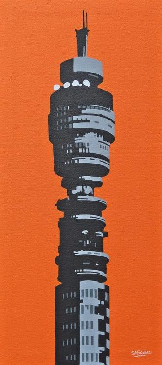 BT Tower Orange - Image 0