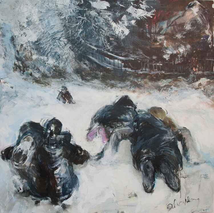 On the snow II -