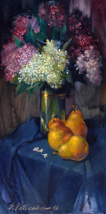 Lilac And Pears - Image 0