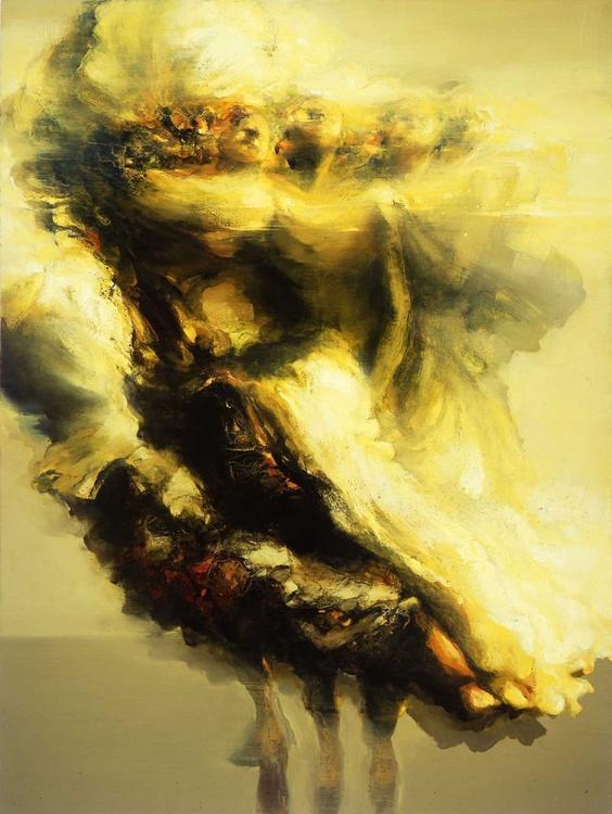 Las Musas (Homage to Goya IX) - Image 0