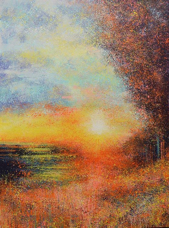 A Summer Sunset - Image 0
