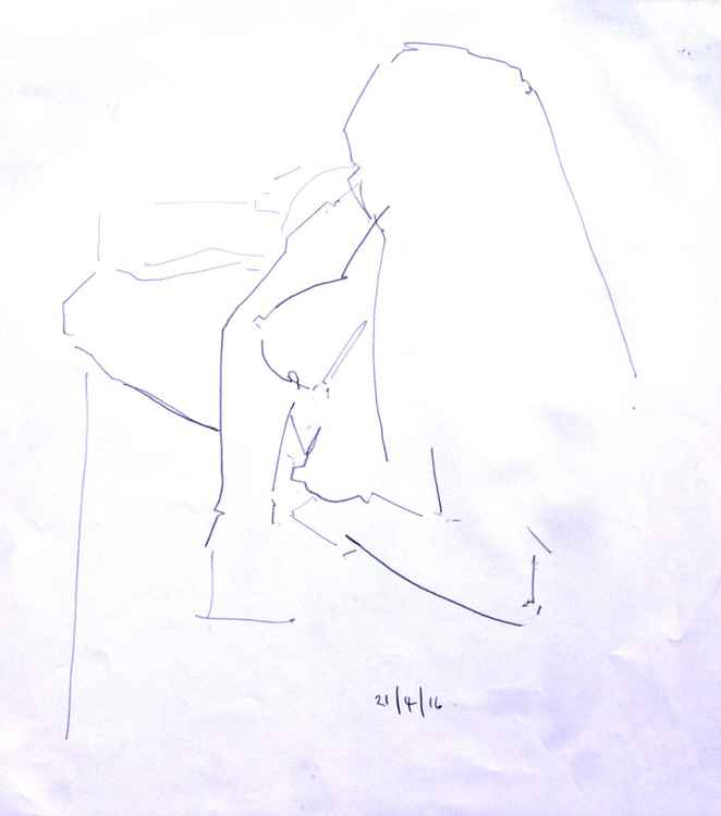 Life Drawing No 68