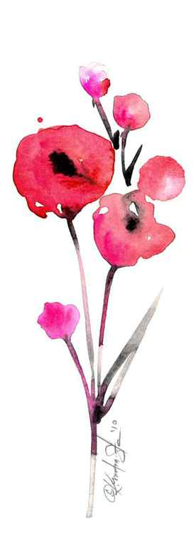 Floral No. 14 -