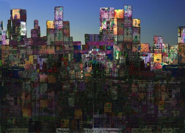City Sunrise II - Image 0