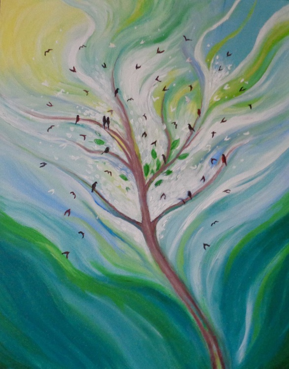 Bird Tree - Image 0