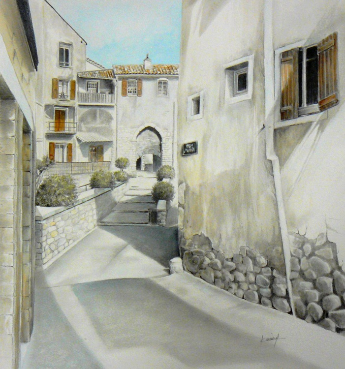 French Heritage ( Sisteron ) France - Image 0