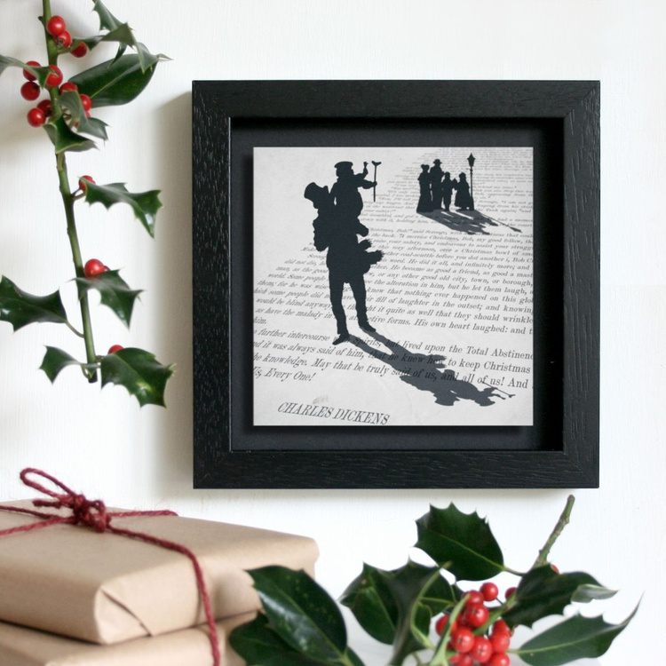 To Keep Christmas All The Year (Framed) - Image 0