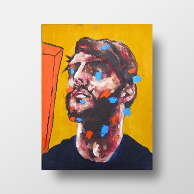 Artist in studio - Image 0