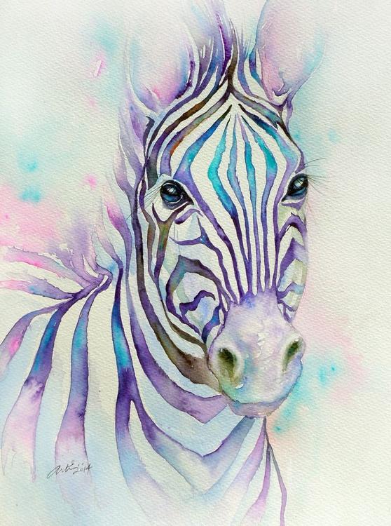 Turquoise Stripes - Image 0