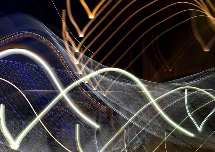 London Bridge Abstract #1 -