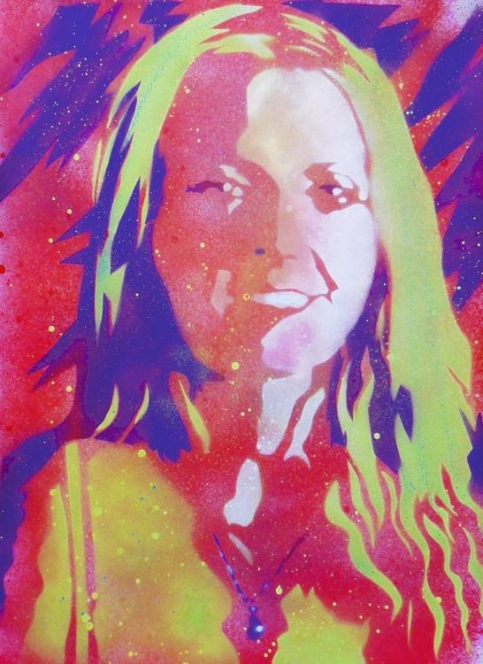 Portrait (On Paper) - Image 0