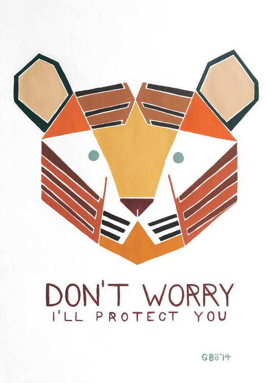 Don't Worry, I'll Protect You - Image 0