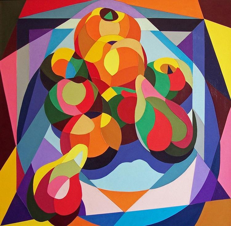 Still Life of Fruit - Image 0