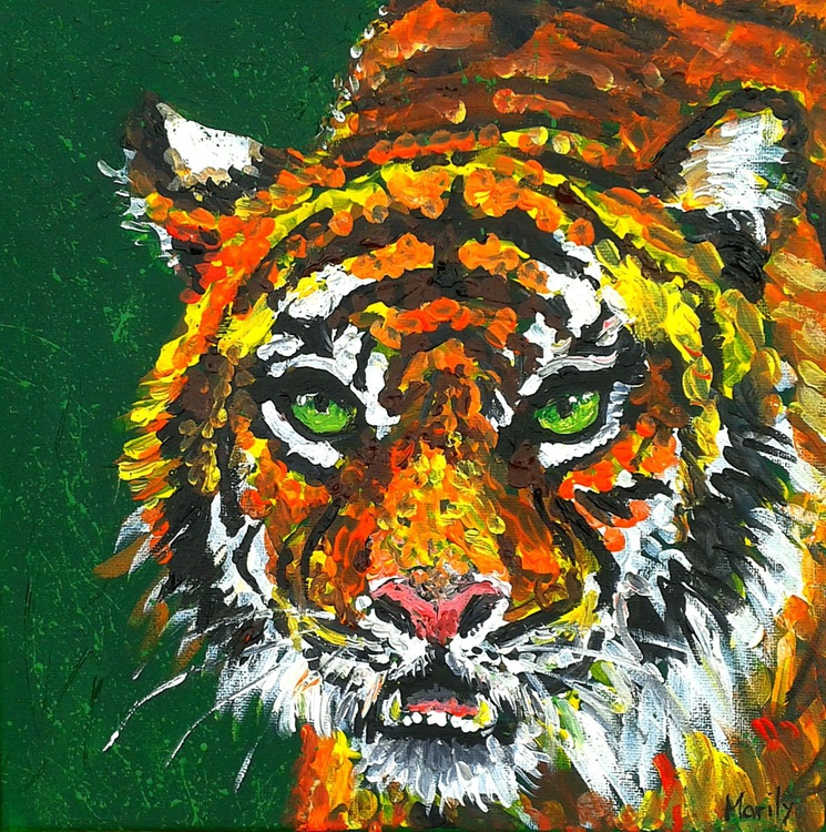 """The tigress"" - Image 0"