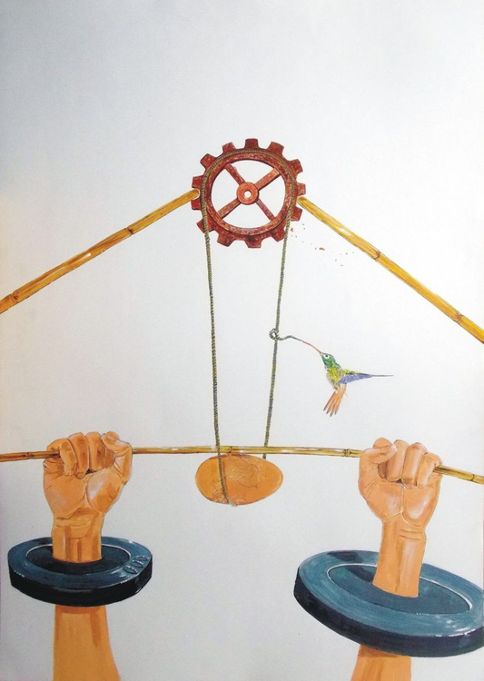 The vulnerable part of mechanisms - Image 0