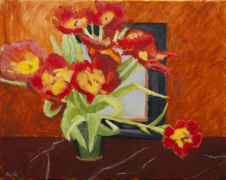 Tulip still -
