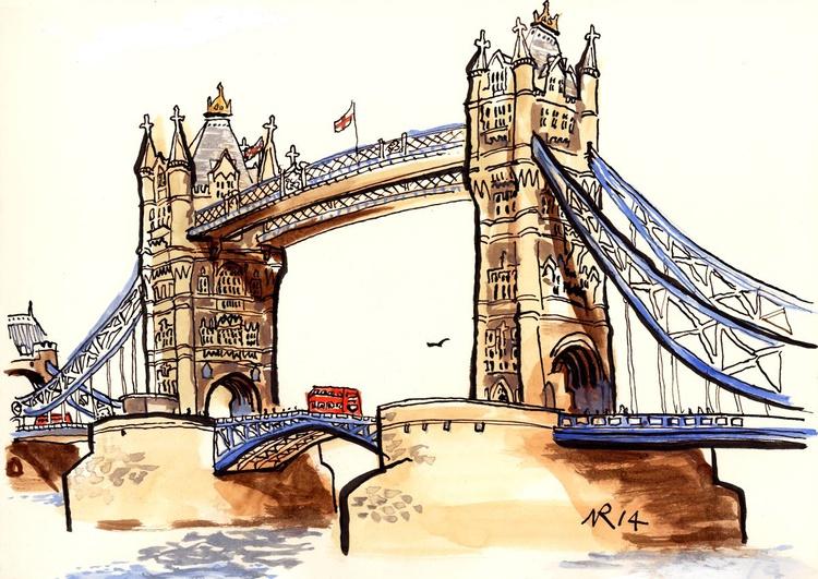 Tower Bridge, London - Image 0
