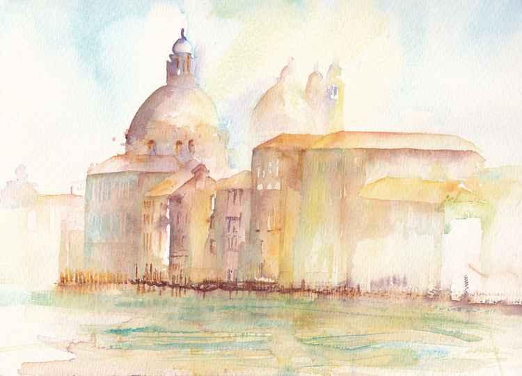 Venetian Sunshine