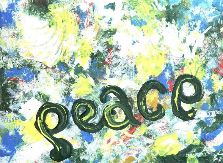 peace -