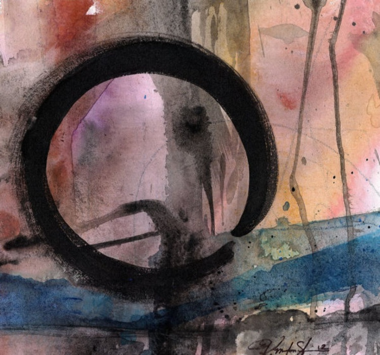 From the Enso Of Zen Series - No. 4 - Image 0