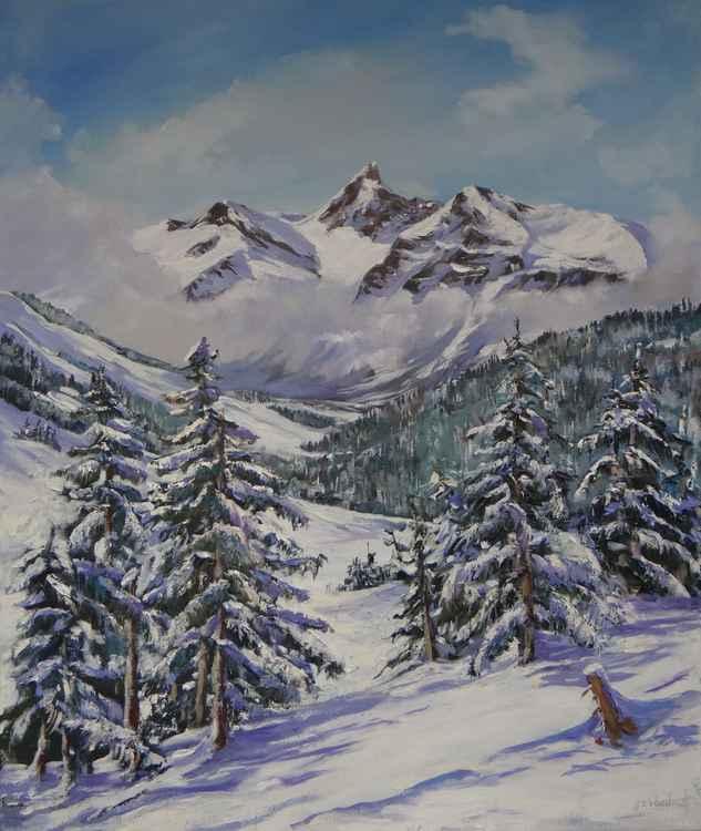 Grand Massif,  French Alps