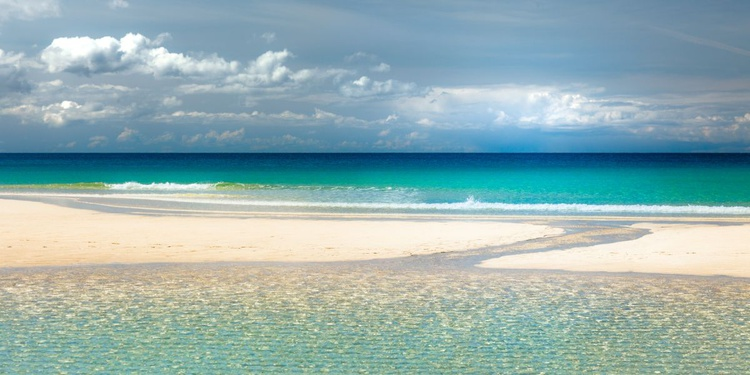 The Gentle Kiss of Summer -   Extra large BEACH PANORAMA No 3/25 with FREE SHIPPING - Image 0