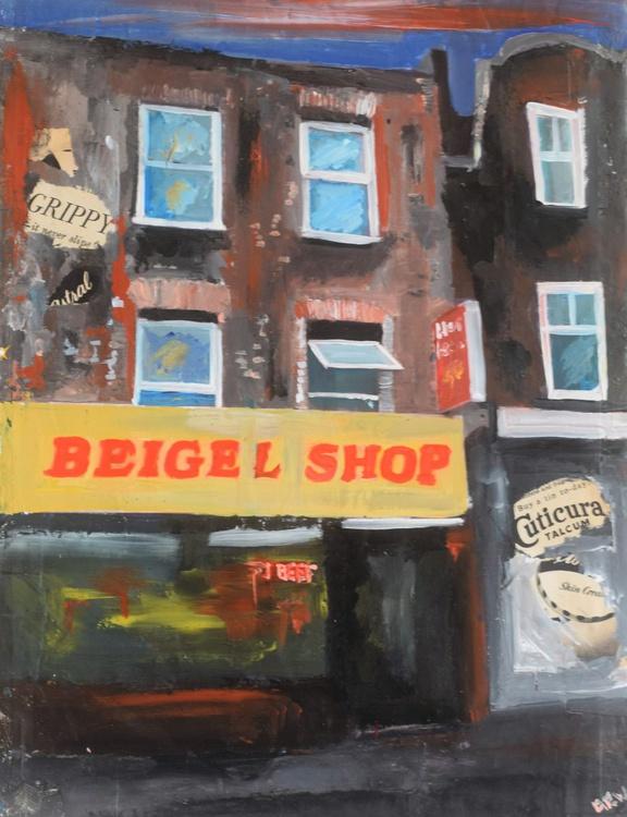 Brick Lane, Bagel Shop - Image 0