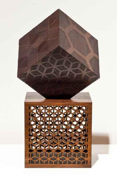 Pattern Cube -