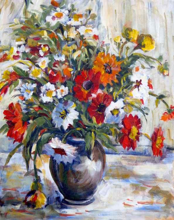 Floral Arrangement -