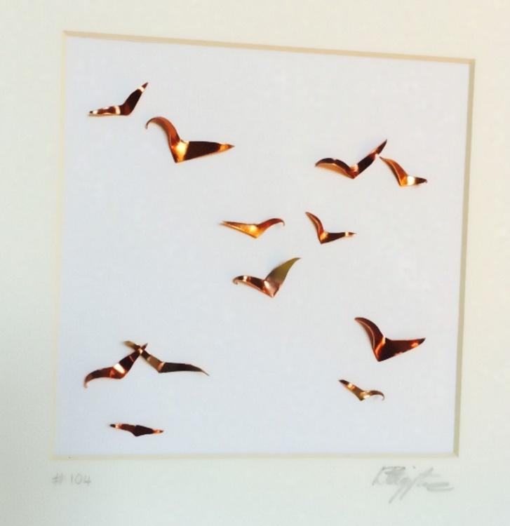 Mini Copper Gulls - Image 0