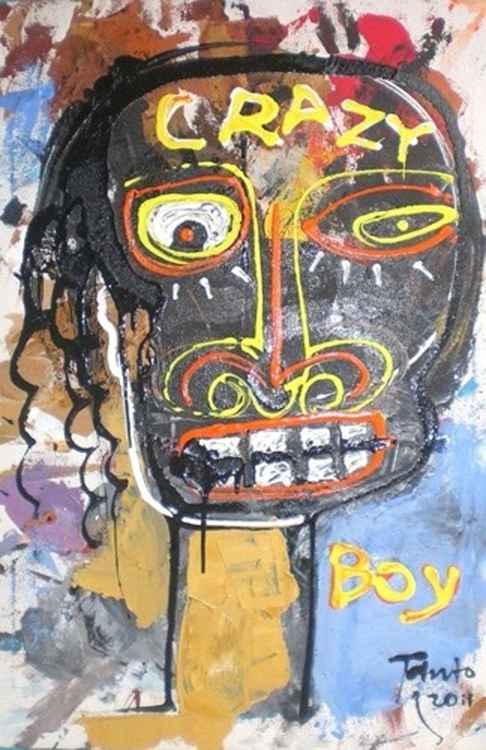 Crazy boy -
