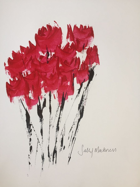 Roses #1 (red) - Image 0