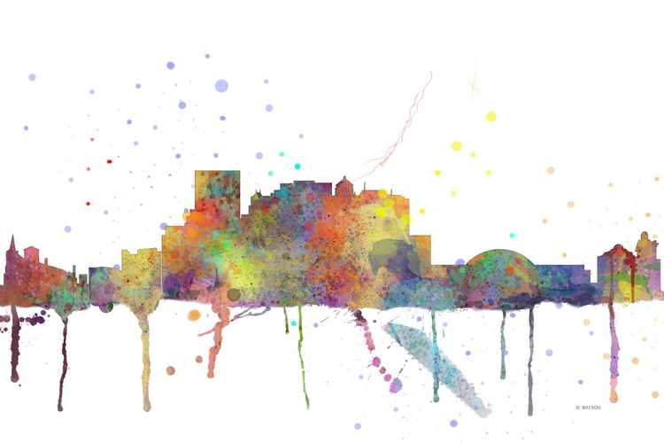 El Paso Skyline MCLR1 -