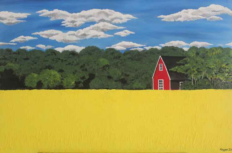 The Red Barn -