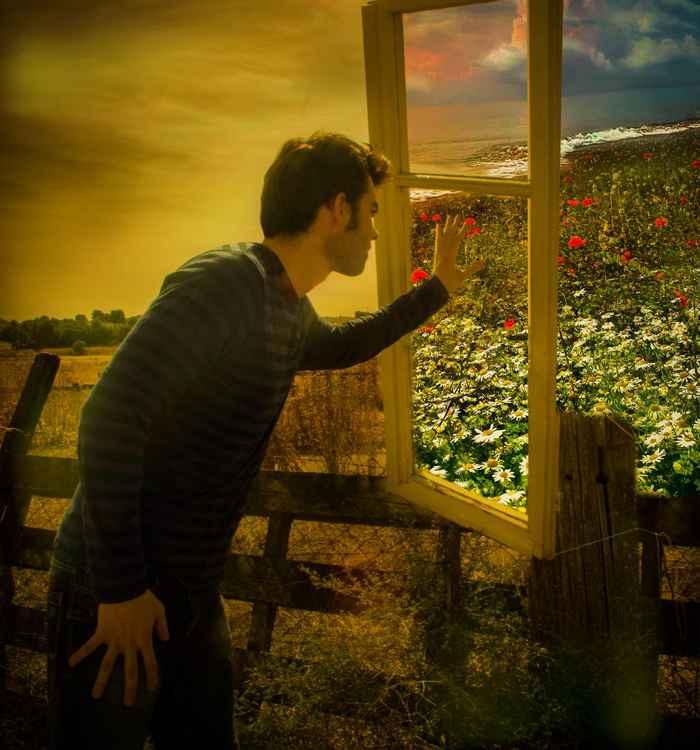 Window of Imagination -