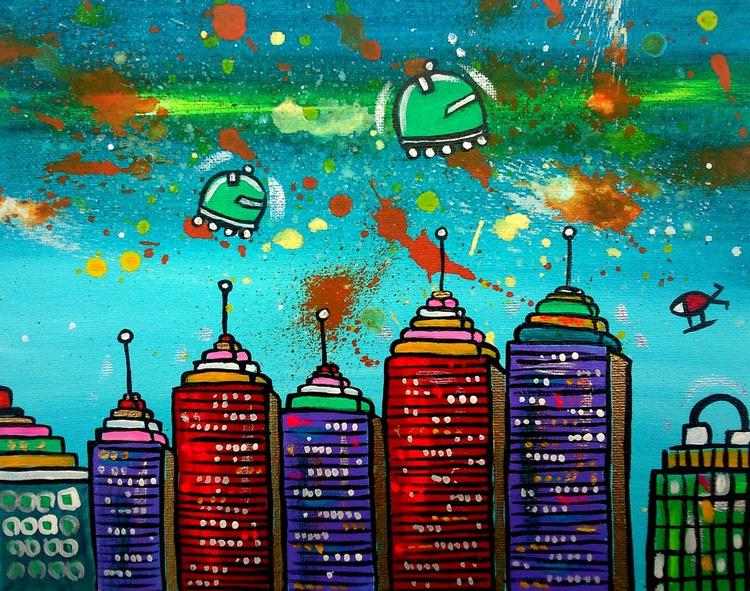 Planet Sky City - Image 0
