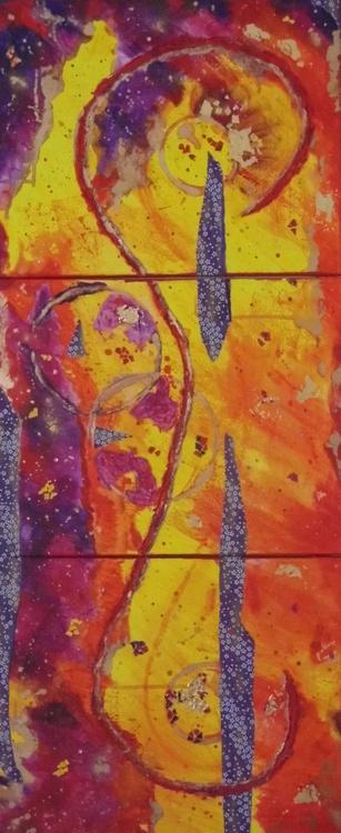 Midsummer (triptych) - Image 0