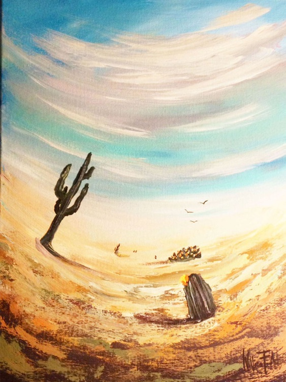Desert Dreams - Image 0