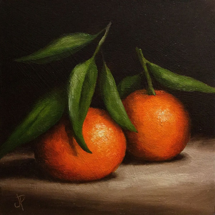 Two Clementines - Image 0