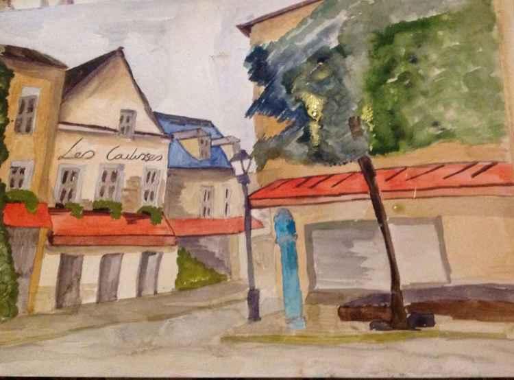 Monte matre,Paris -