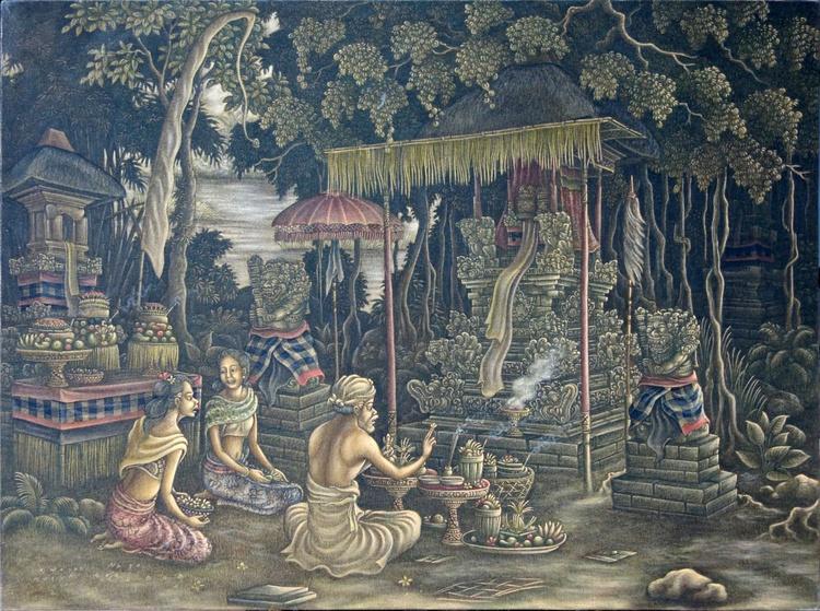 Temple Ceremony - Image 0